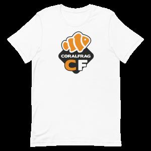 camiseta cf coral frag logo